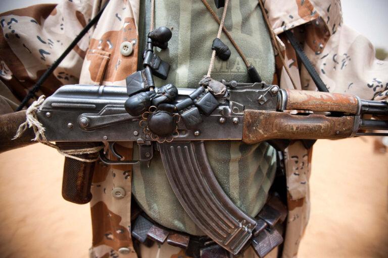 Kogi vigilante kills 11 kidnappers, rescues victims
