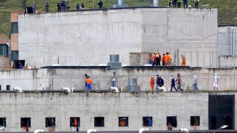 24 inmates dead in new uprising in Ecuador prison