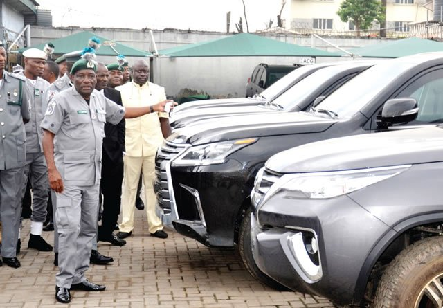 Nigerian govt agencies, elite encouraging car smuggling – Customs ACG