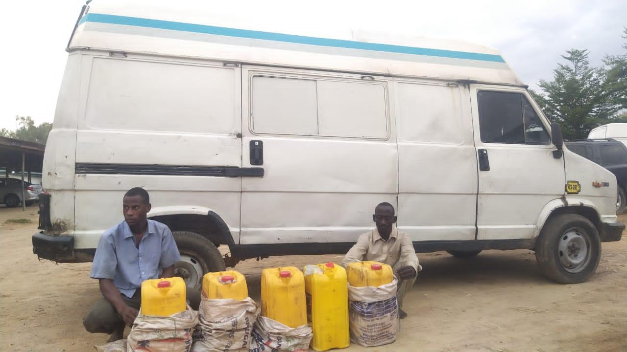 Kano police arrest suspected fuel suppliers to bandits in Katsina