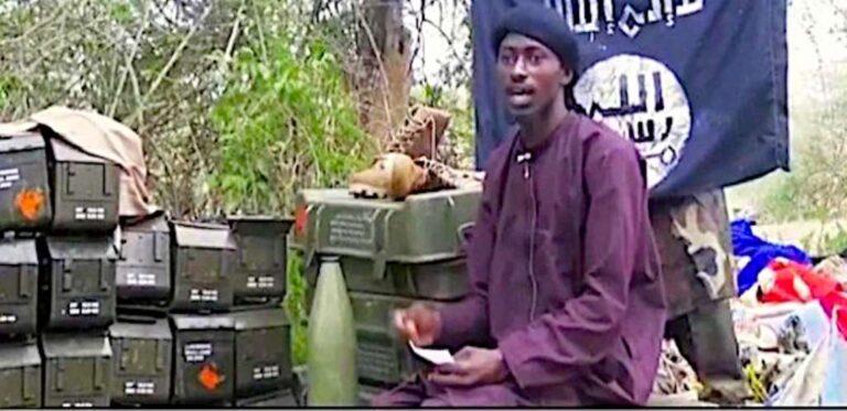 Nigerian military confirms death of ISWAP leader, Al-Barnawi