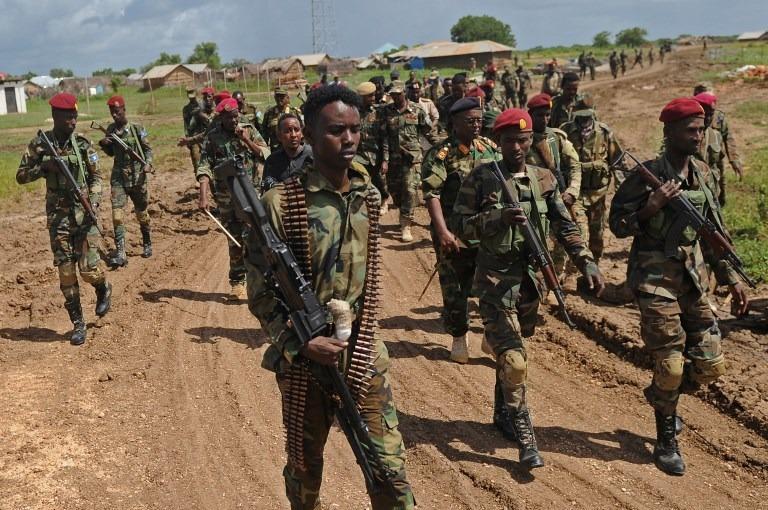 Al-Shabab commander surrenders to Somali army