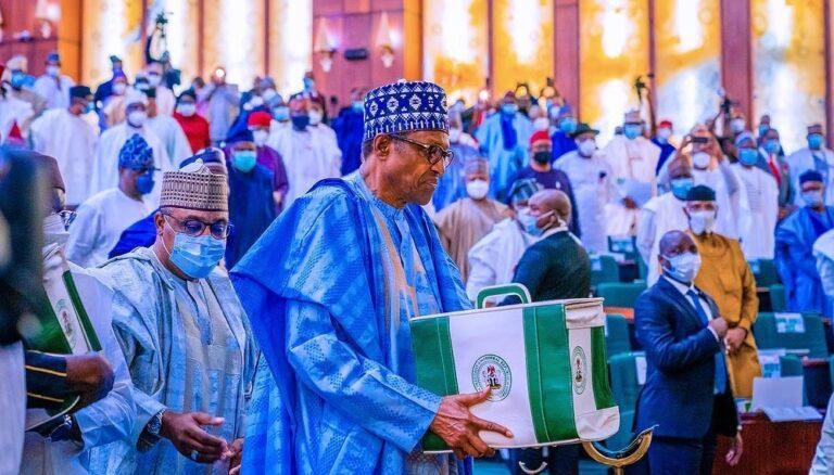 Buhari presents N16.39trn 2022 Budget proposal to NASS