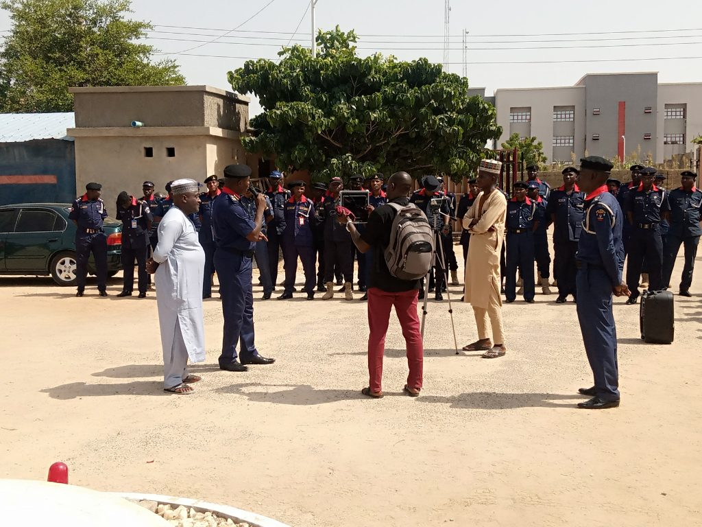 NSCDC begins psychological assessment of its personnel – Official