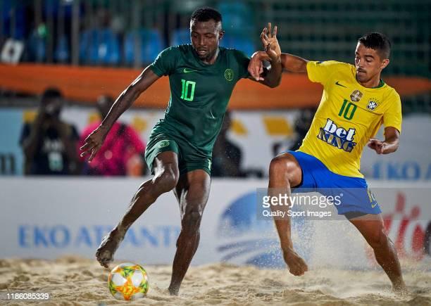 FIFA names Kebbi beach soccer player among top 100 global best