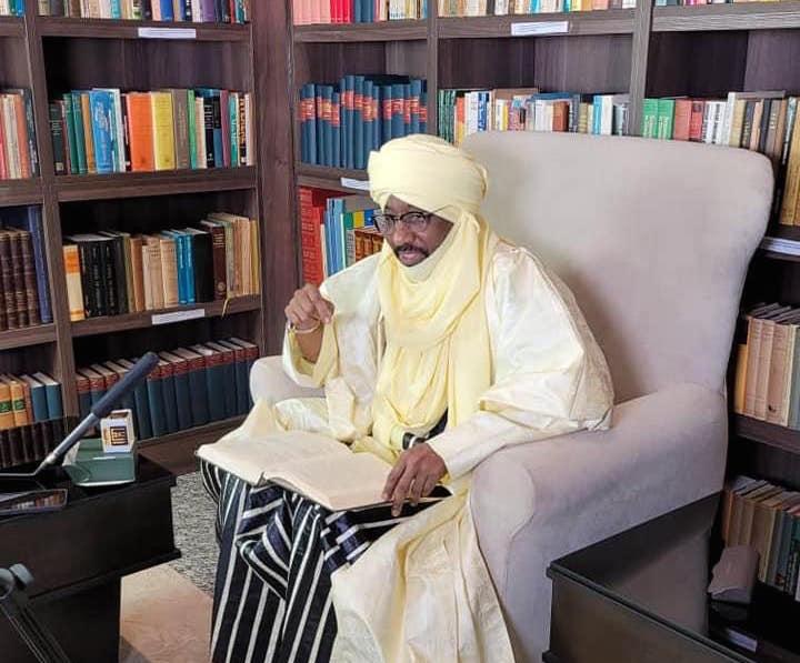 Lessons from Madaarijis SaaliIkeen and personal example of Khalifa Muhammadu Sanusi II, by Suleiman Zailani