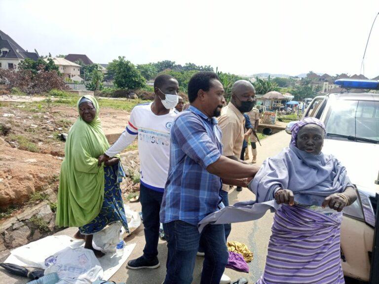 FCTA arrests 217 street beggars