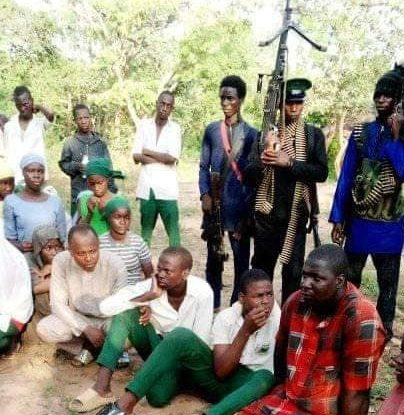 Terrorists release 30 abducted students of FGC Birnin Yauri