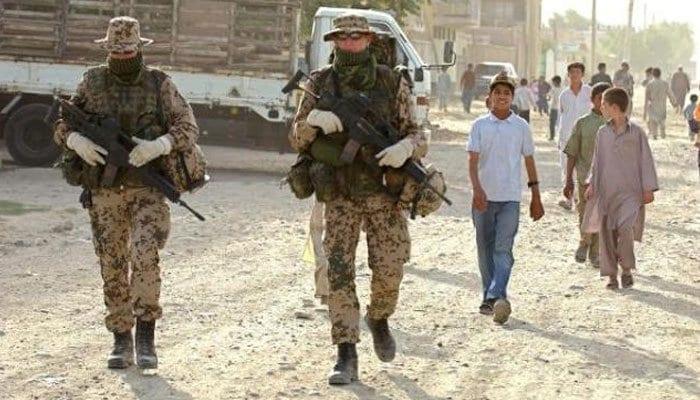Former German soldiers held for planning mercenaries for Yemen