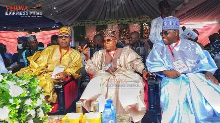 Borno APC returns executives for a second term
