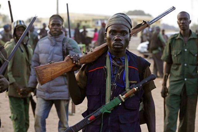 Hunters, vigilante group raid kidnappers' hideout, rescue 3 victims in Kogi