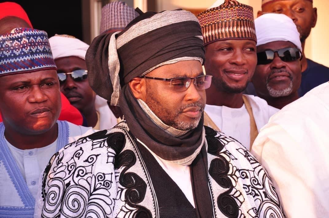 Emir of Kontagora Mohammed Barau
