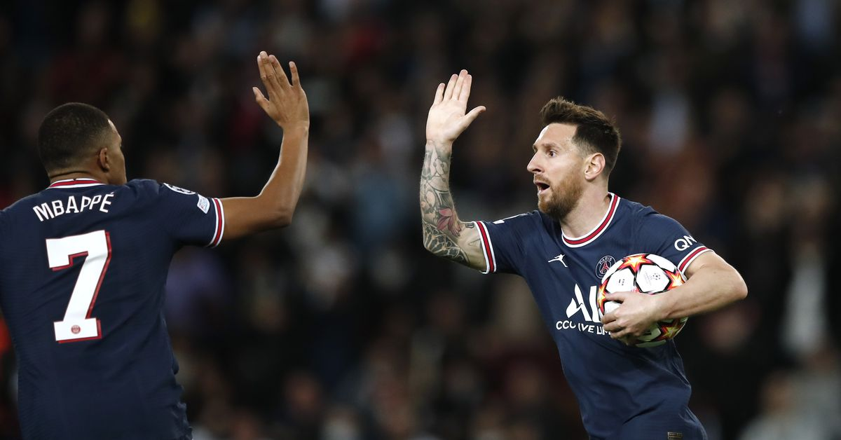Mbappe, Messi found their groove after PSG's comeback win against Leipzig