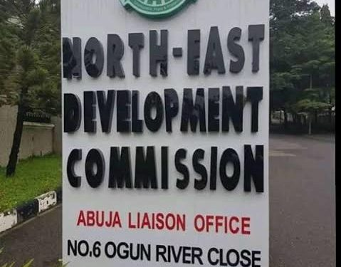 Northeast commission begins construction of 500 housing units in Gombe
