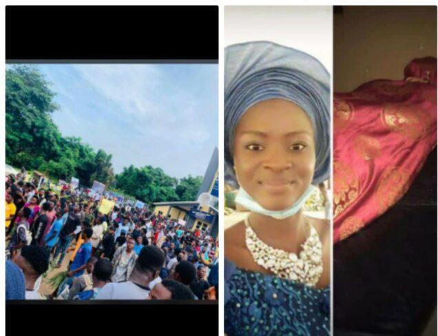 Protest rocks OAU as final year student dies of curable disease