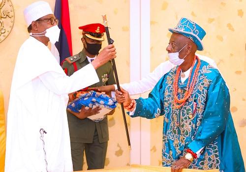 Buhari tasks Ogoni leaders on protection of national assets