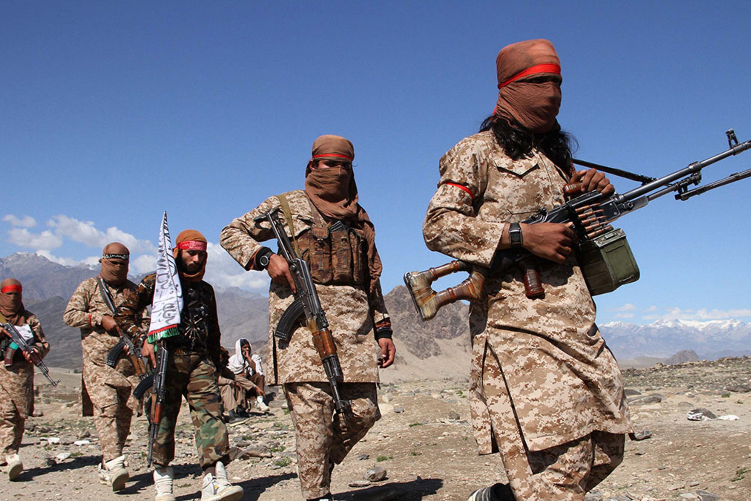 Taliban reaffirms commitment to preventing security threats for foreign countries
