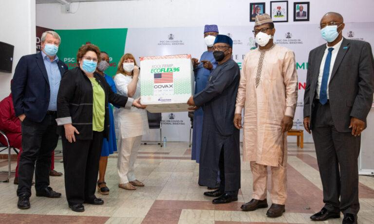 U.S donates over 3.5m COVID-19 vaccine doses to Nigeria