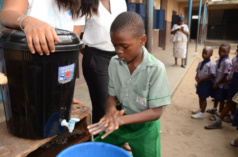 9 out of 10 schools in Nigeria have no hand-washing facility for children – UNICEF
