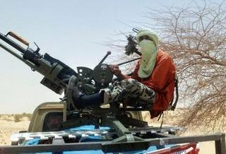 Nigerian Air Force denies paying bandits for captured anti-aircraft gun