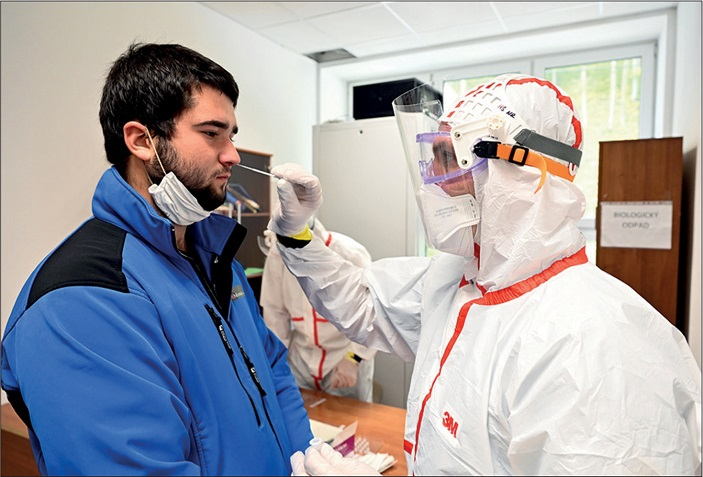 Germany stops offering free COVID-19 tests