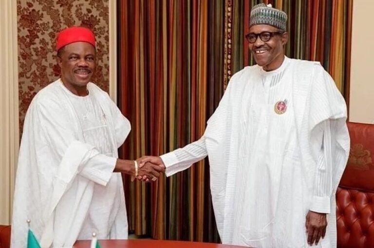 Bandits, not IPOB, responsible for killings in Anambra – Obiano tells Buhari