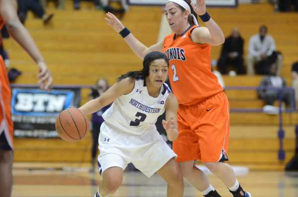 Women's Basketball: Northwestern fails to send seniors out ...