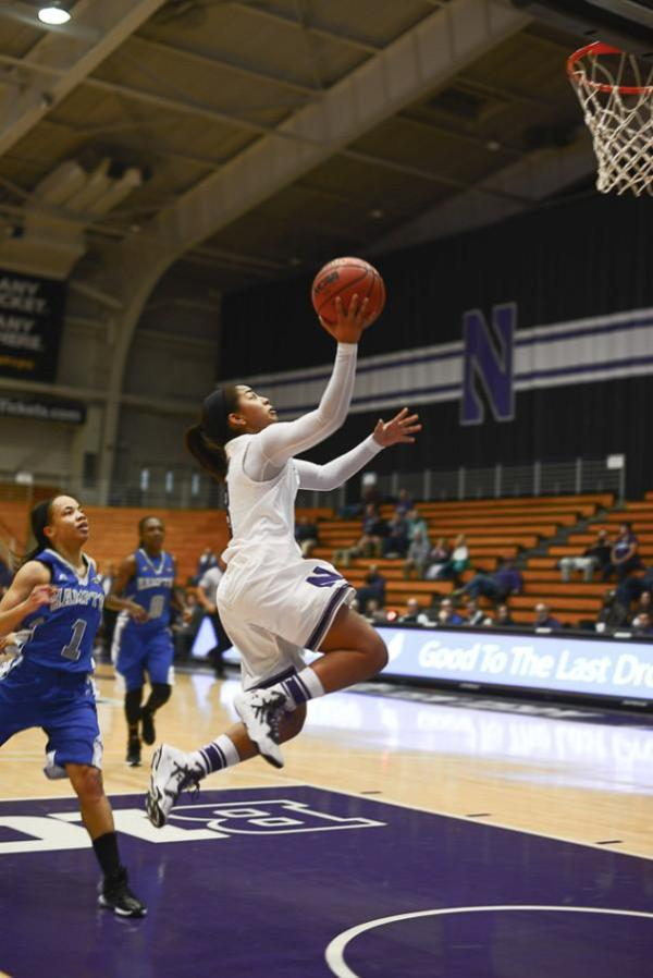 The Daily Northwestern : Women's Basketball: Inside the ...