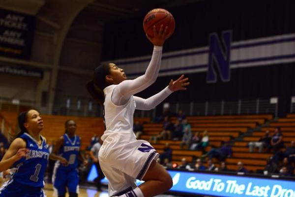 Women's Basketball: Northwestern finds cohesion in ...
