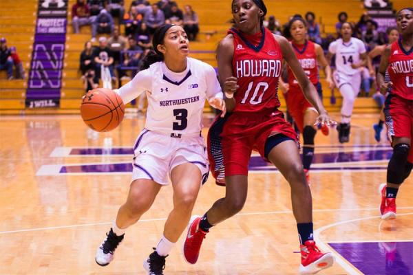 Women's Basketball: Deary carries Wildcats on both ends