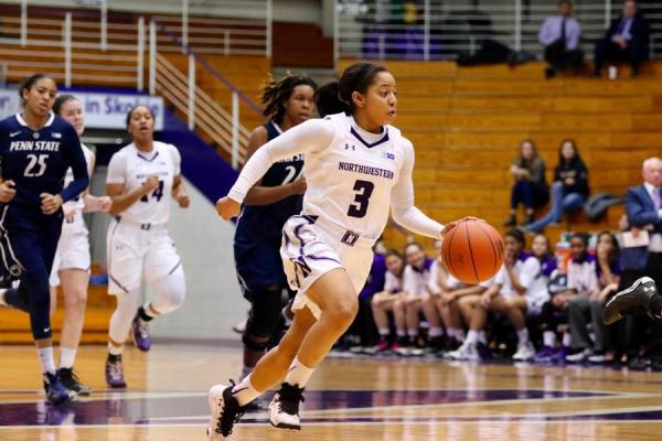 Women's Basketball: Nittany Lions pounce on Northwestern ...