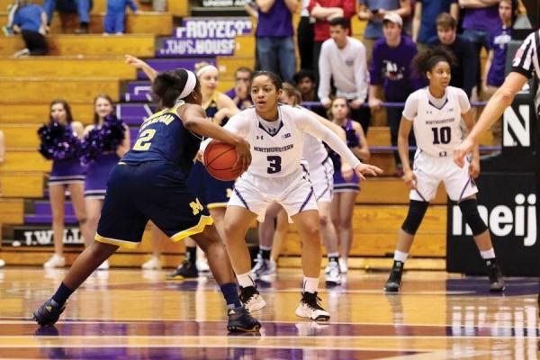 Women's Basketball: Northwestern drops final conference ...