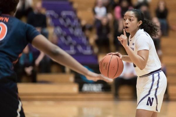 Women's Basketball: Northwestern takes care of Chicago ...