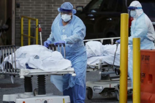 COVID-19 U.S Death Toll Reaches 512590