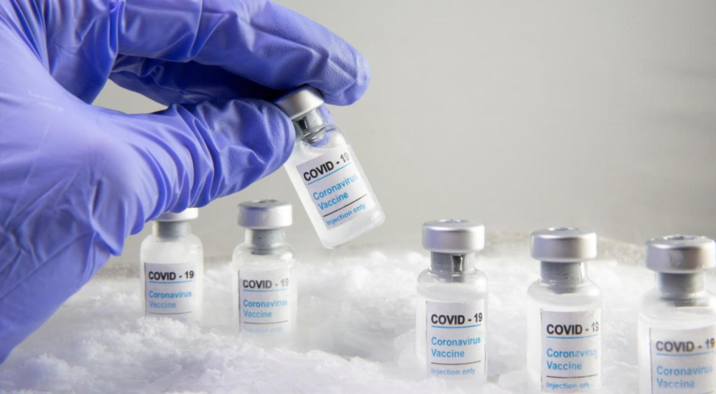Winter Storm Procrastinates COVID-19 Vaccine's Second Dose For Good