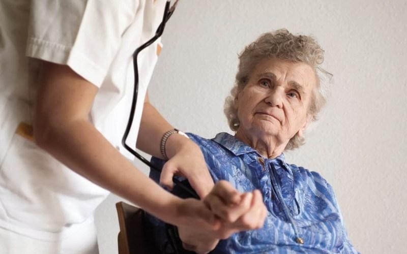 An Urge Rises To Restore Nursing Home Visits In U.S