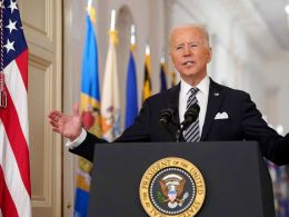Biden's First Prime-Time Address To The Nation Is Nothing But Optimistic