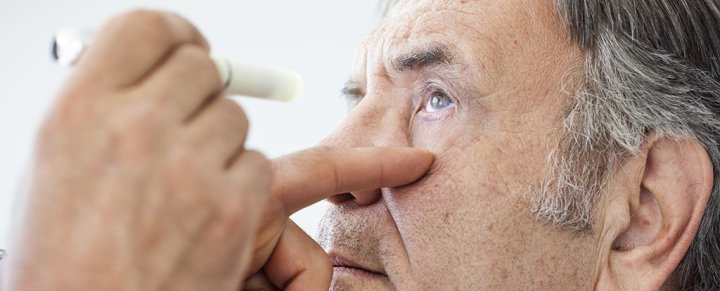 Changes In The Eyes May Be A Symptom Of Alzheimer's