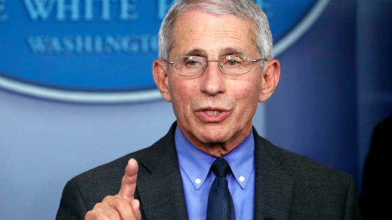 Fauci Warns Americans Despite Pleasant News On Figures And Vaccination