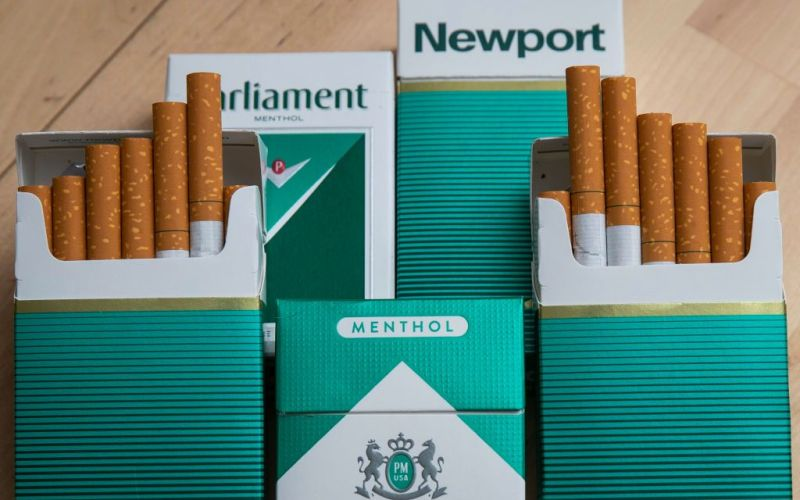 The FDA has put forward a proposal to ban menthol cigarettes. According to experts smoking menthol cigarettes is bad for health