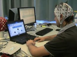 Brain-Computer Interface Enables Paralyzed Man To Communicate