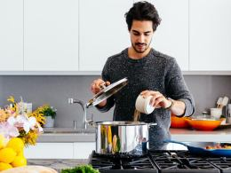 Cooking Cured Man's Depression