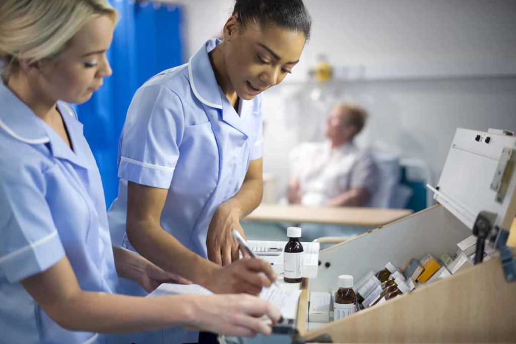 The Well-Being Of Nurses Can Prevent Medical Errors