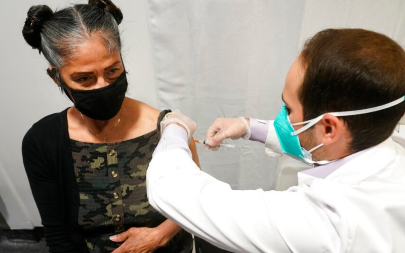 Data Shows A Majority Of Covid Hospitalizations Are Unvaccinated