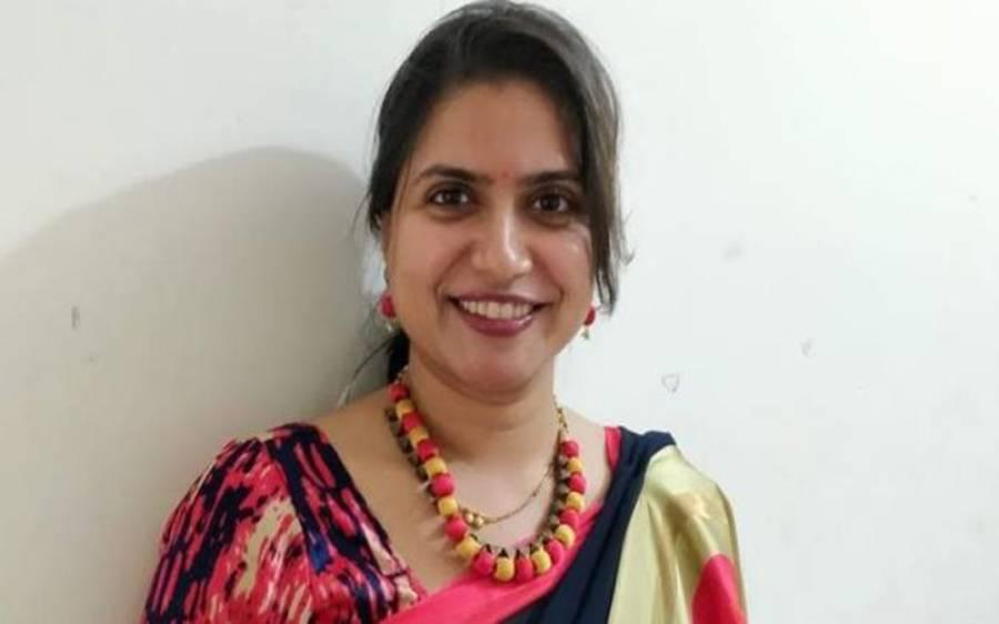 بچے کو جنم دینے سے چند گھنٹے پہلے بھارتی خاتون ڈاکٹر نے کورونا وائرس کی ٹیسٹنگ کٹ تیار کرلی