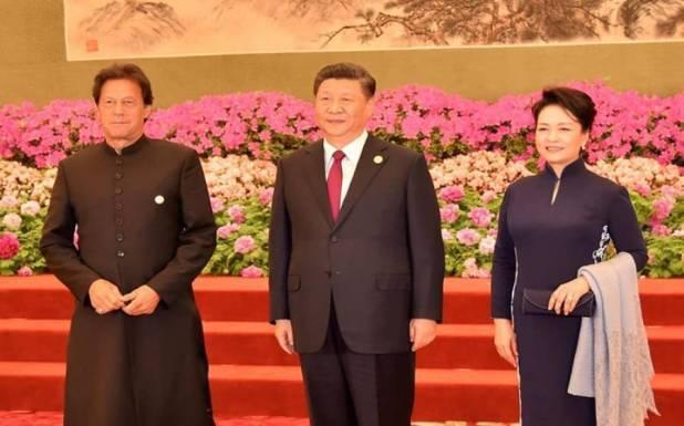 غربت کا مکمل خاتمہ، وزیر اعظم نے چینی صدر کیلئے پیغام جاری کردیا