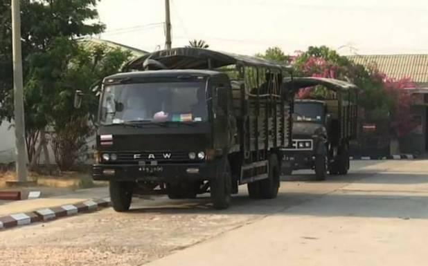 میانمار میں لوگوں نے فوجی ٹیک اوور کے سامنے ہتھیار ڈالنے سے انکار کردیا، دو اور مظاہرین کو فوجیوں نے گولیاں ماردیں
