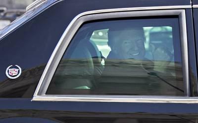امریکی صدر ڈونلڈ ٹرمپ کی نئی گاڑی کے چرچے، یہ گاڑی اب کہاں ہے اور اس میں کیا کیا خصوصیات ہیں؟ ایسی خبرکہ پوری دنیا کے حکمران دنگ رہ گئے