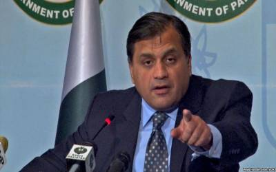 پاکستان نے مقامی وسائل سے سیٹلائٹ تیارکرلیا:ترجمان دفترخارجہ