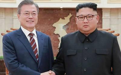 تاریخ کے بدترین دشمن ممالک جنوبی اور شمالی کوریا نے اب مل کر ایسا شاندار کام کرنے کا اعلان کردیا کہ جان کر پاکستانی اور بھارتیوں کو بھی ایک دوسرے سے دوستی کی امید پیدا ہوجائے گی